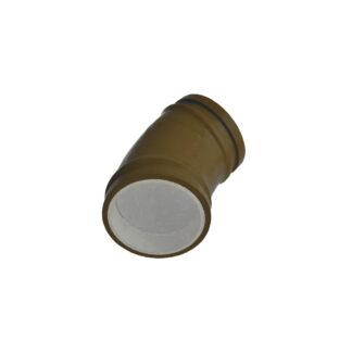 Угол (колено) бетоновода двухслойный DN125 R2...